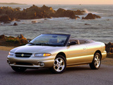 Chrysler Sebring Convertible 1996–2001 images
