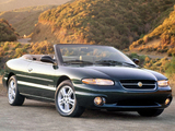 Chrysler Sebring Convertible 1996–2001 photos