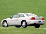 Chrysler Sebring Coupe (FJ) 1997–2000 images