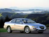 Chrysler Sebring Coupe 1997–2001 wallpapers