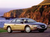 Chrysler Sebring Coupe (FJ) 1997–2000 wallpapers