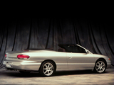 Chrysler Sebring Convertible Tech 27 Show Car (JX) 1998 wallpapers