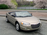 Chrysler Sebring Convertible (JR) 2003–06 images