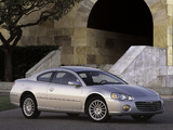 Chrysler Sebring Coupe (ST) 2003–05 pictures