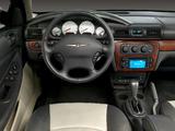 Chrysler Sebring TSi (JR) 2005–06 pictures