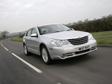 Chrysler Sebring Sedan UK-spec 2006–10 images