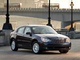 Chrysler Sebring Sedan 2006–10 images