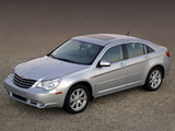 Chrysler Sebring Sedan 2006–10 photos
