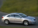 Chrysler Sebring Sedan 2006–10 pictures