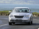Chrysler Sebring Sedan UK-spec 2006–10 pictures
