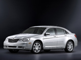 Chrysler Sebring Sedan 2006–10 wallpapers