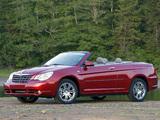 Chrysler Sebring Convertible 2007–11 images