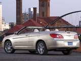 Chrysler Sebring Convertible 2007–11 pictures