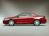 Chrysler Sebring Convertible 2007–11 wallpapers