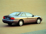 Images of Chrysler Sebring Coupe 1995–97