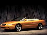 Images of Chrysler Sebring Convertible JXTRA Show Car (JX) 1998