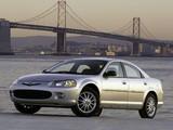 Images of Chrysler Sebring Sedan 2001–04