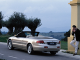 Images of Chrysler Sebring Convertible 2001–04
