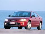 Images of Chrysler Sebring EU-spec (JR) 2001–03