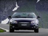 Images of Chrysler Sebring Convertible EU-spec (JR) 2003–06