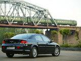 Images of Chrysler Sebring Sedan 2004–06