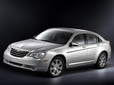 Images of Chrysler Sebring Sedan 2006–10