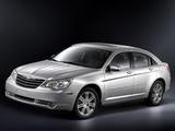 Images of Chrysler Sebring Sedan 2006–10