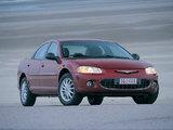 Photos of Chrysler Sebring EU-spec (JR) 2001–03