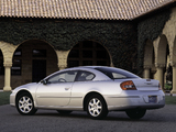 Photos of Chrysler Sebring Coupe (ST) 2003–05