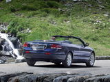 Photos of Chrysler Sebring Convertible EU-spec (JR) 2003–06