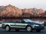 Photos of Chrysler Sebring Convertible (JR) 2003–06