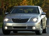 Photos of Chrysler Sebring Sedan 2006–10