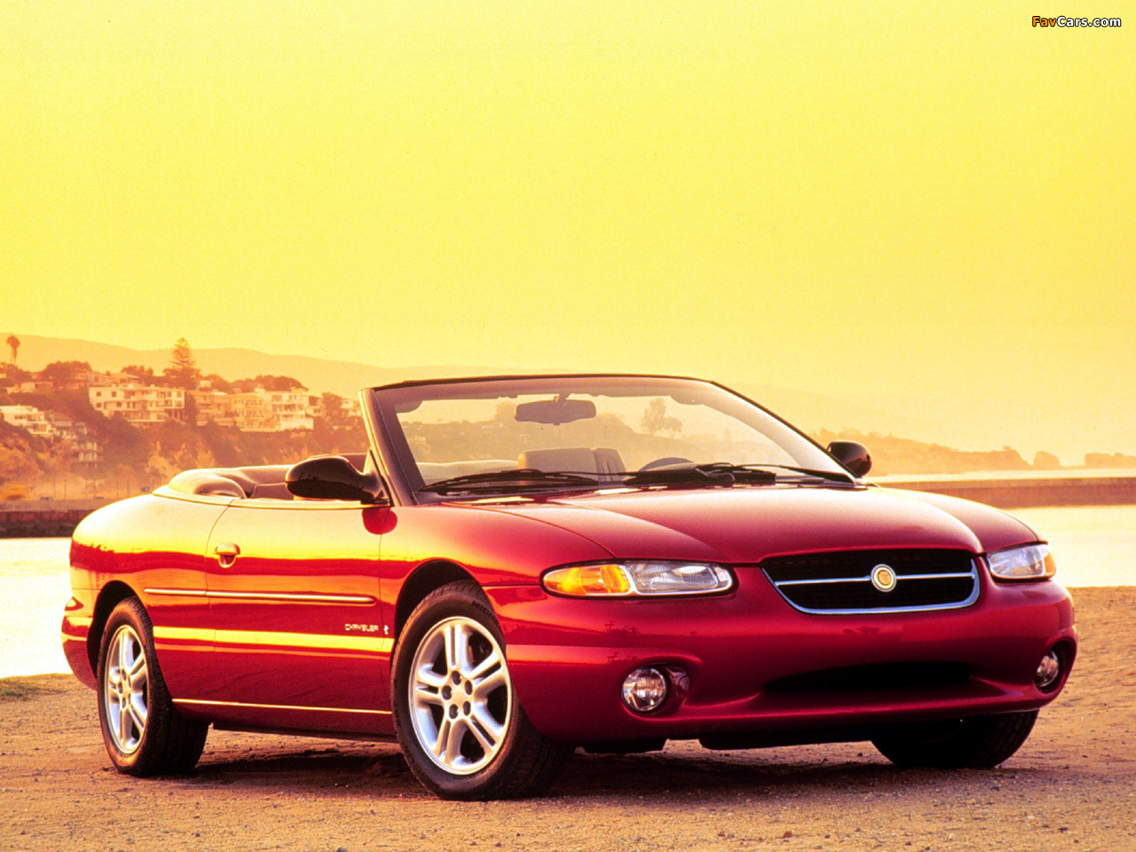 Pictures of Chrysler Sebring Convertible 1996–2001 (1280 x 960)