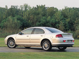Pictures of Chrysler Sebring EU-spec (JR) 2001–03