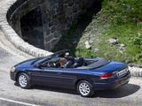 Pictures of Chrysler Sebring Convertible EU-spec (JR) 2003–06