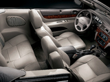 Pictures of Chrysler Sebring Convertible (JR) 2003–06