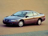 Chrysler Sebring Coupe (FJ) 1995–97 wallpapers