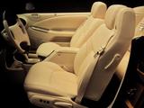 Chrysler Sebring Convertible JXTRA Show Car (JX) 1998 wallpapers