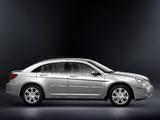 Chrysler Sebring Sedan 2006–10 wallpapers