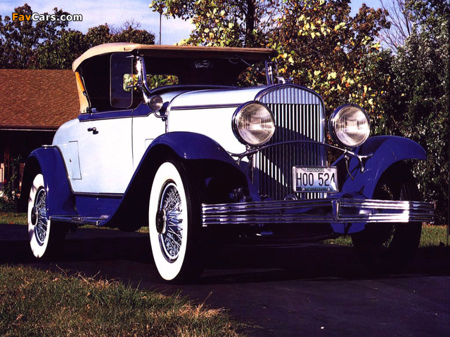 Photos of Chrysler Series 75 Roadster 1929 (640 x 480)