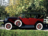 Chrysler Series 77 Phaeton 1930 wallpapers
