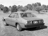Photos of Chrysler Sigma (GH) 1980