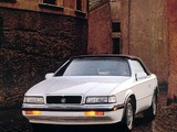 Pictures of Chrysler TC by Maserati 1989–91