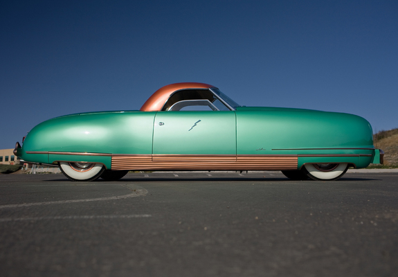 Chrysler Thunderbolt Concept Car 1940 Pictures