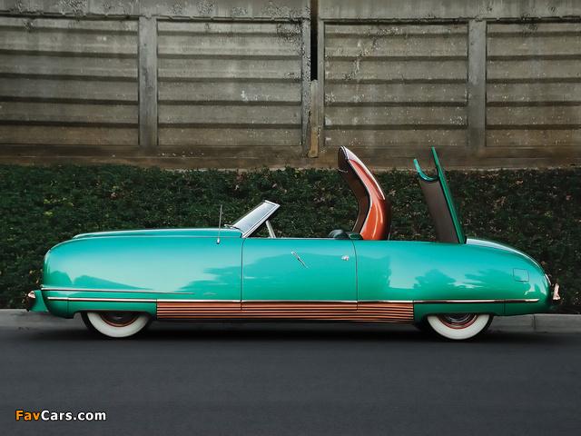 Chrysler Thunderbolt Concept Car 1940 wallpapers (640 x 480)