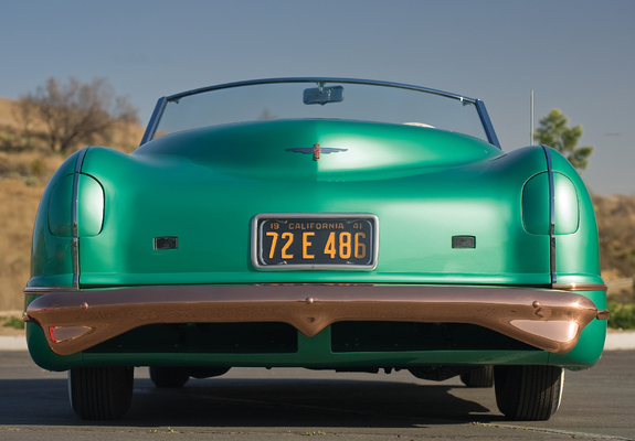 Chrysler Thunderbolt Concept Car 1940 Wallpapers