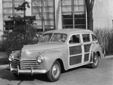 Chrysler Town & Country 1941 images