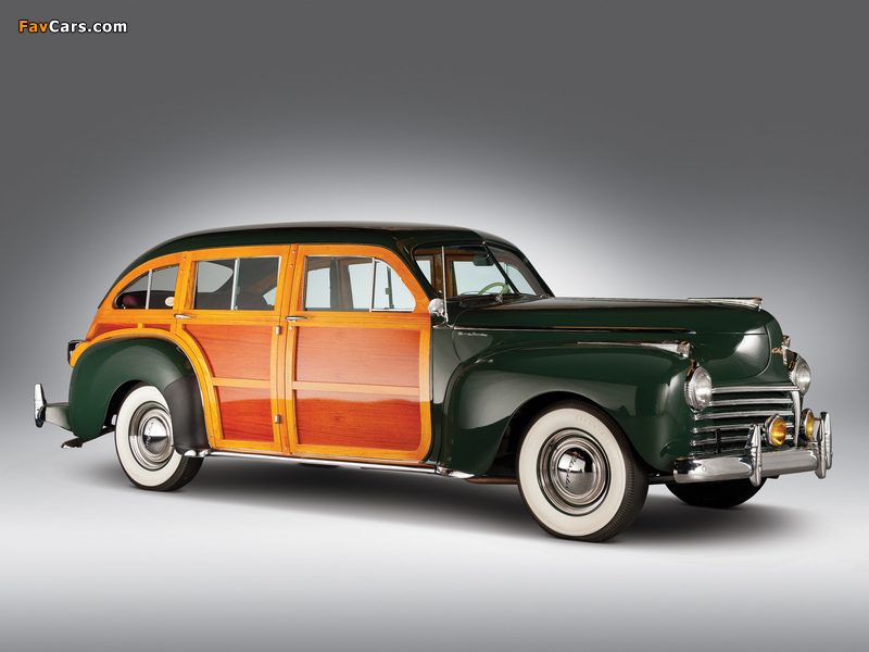 Chrysler Town & Country 1941 images (800 x 600)