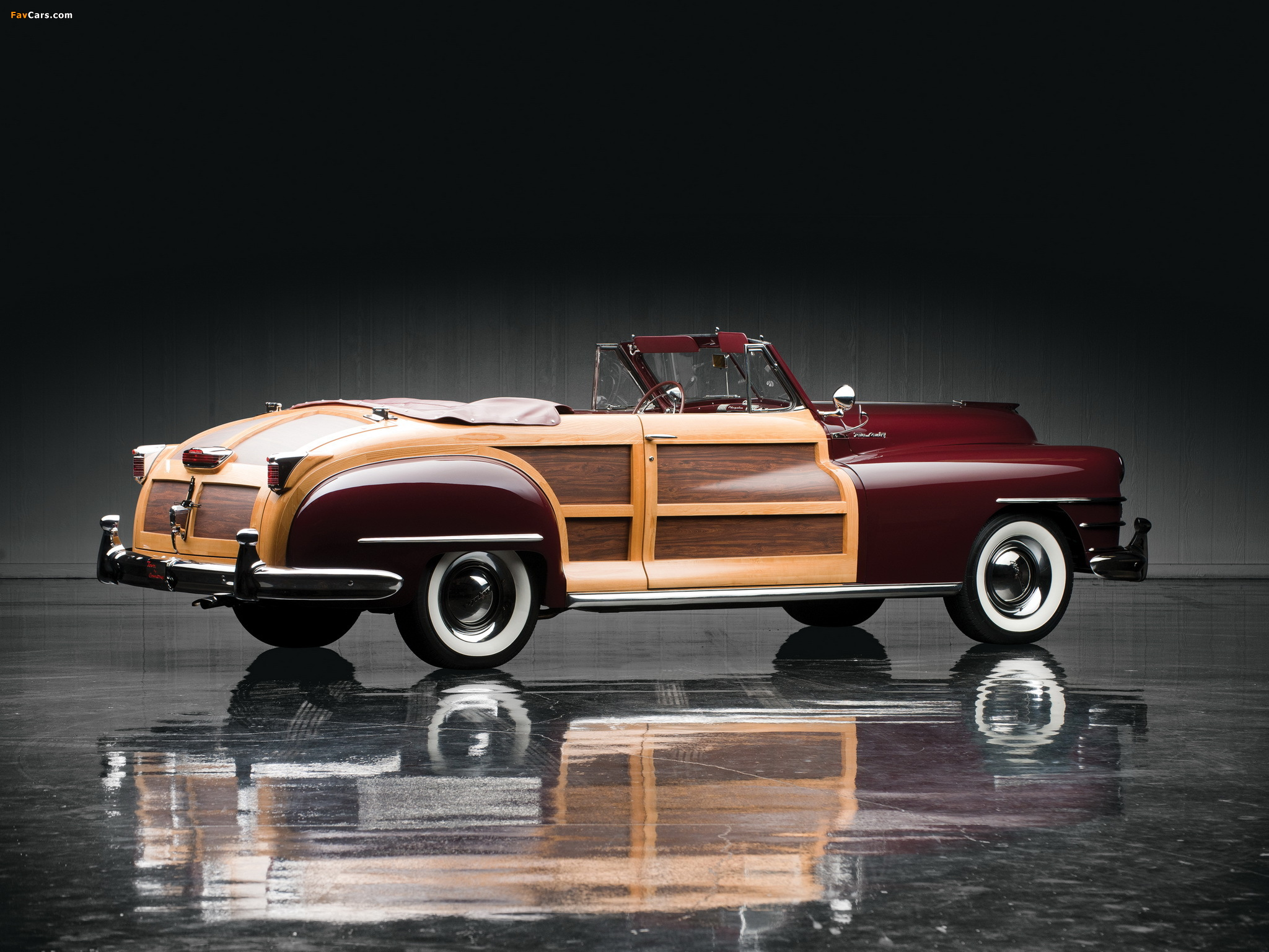 Chrysler Town & Country Convertible 1946 images (2048 x 1536)