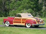 Chrysler Town & Country Convertible 1946 pictures